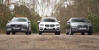 BMW 3 Series xc60 vs bmw x3 : Video: BMW X3 Versus Audi Q5 and Volvo XC60 Comparison