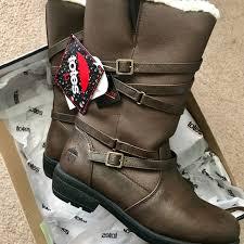 Totes Dana Waterproof Winter Boots Bnib Nwt Size 9