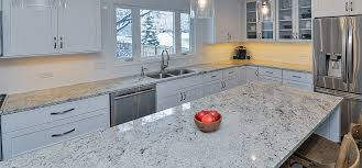 Kitchen Countertop Designs Awesome Pros And Cons Of Quartz Vs Granite Countertops The Complete Rundown