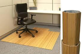 ikea office mat. Bamboo Chair Mat For Carpet Ikea Hardwood Floor Protector Office Desk