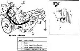 similiar ford 5 4 heater hose diagram keywords 2008 ford expedition engine diagram heater