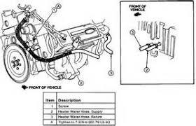similiar ford heater hose diagram keywords 2008 ford expedition engine diagram heater