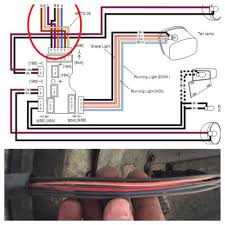 boss plow wiring diagram dodge solidfonts 63421 western 9 pin unimount hb 5 headlight harness kit ford f150