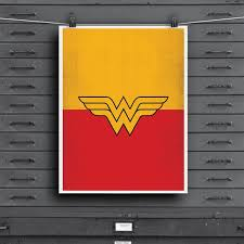 wonder woman art picmia