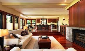 image of filling in a sunken living room