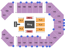 The Arena Corbin Ky Seating Chart Wwe Live Tickets Sun Jan 12 2020 7 30 Pm At Southeastern