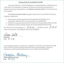Company Agent Authorization Letter Example For Personal ...
