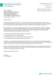 It is a great way to. Top Cover Letter Examples In 2021 For All Professions