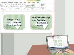Make Flashcards In Word 2013 How To Create Flash Cards Using MS Make Flashcards In Word