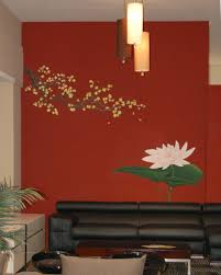 Texture Paint For Living Room Asian Paint Texture Paint In Living Room Image Of Home Design