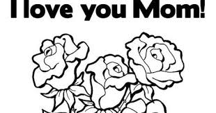 Small Picture mothers day 2012 news I Love You Mom Coloring Pages