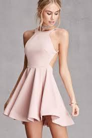 Light Pink Graduation Dress Light Pink Formal Dresses