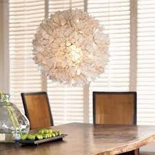 lotus flower chandelier white large by roost image 2