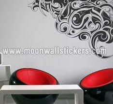 pin on tribal wall stickers
