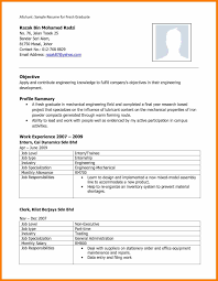 95 Resume 2017 Malaysia Good Resumer Example