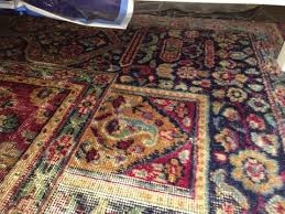 a reader would like to donate this old worn out rug to a company that might be able to re it reader photo reader photo