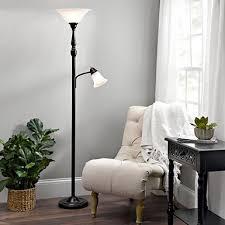 living room floor lighting. mackinaw natural floor lamp single arm reading torchiere living room lighting