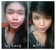 korean makeup indonesia makeup natural ala hijabers tarammmmmmmmmm lihat deh hasill nya selamat membaca mencoba dan mempratekkan nya