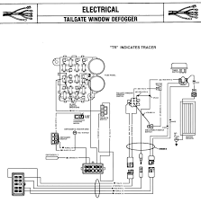 84 chevy van fuse box 84 automotive wiring diagrams 84 85 rearwindowdefroster
