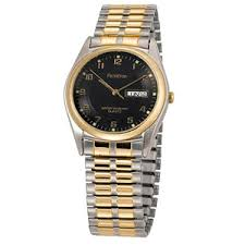 mens watches shopicana shopping in paradise armitron men s two tone stainless steel case watch stainless bracelet 1 ea