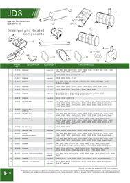 john deere engine replacement parts page 50 sparex parts lists s 70296 john deere jd03 16