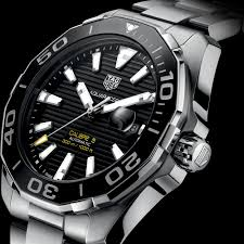 Go Deeper With Tag Heuer Aquaracer Tag Heuer