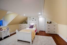 Children Bedroom Decor In Attic (Image 9 of 35)