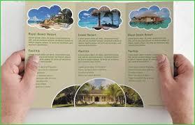 How To Make Travel Brochure 24 Make A Travel Brochure Template Threeroses Us