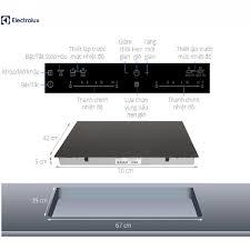 Bếp từ đôi Electrolux EHI7280BA (Mã SP: EHI7280BA) - Giá tháng 11/2020