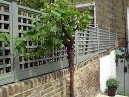 From wooden to metal and even plastic mesh, you'll find the perfect trellis in the homebase collection. Painted Classic Bespoke Trellis Panels Wooden Fence Trellis Panels Essex Uk The Garden Trellis Compa Trellis Panels Brick Wall Gardens Garden Fence Panels