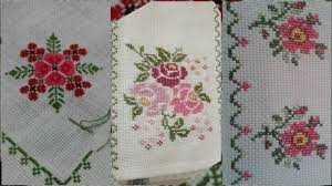 Cross Stitch Chart Generator Beautiful Cross Stitch New Patterns For Bedsheet And Table Covers