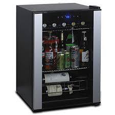 Beer Bottle Vending Machine Delectable Amazon Wine Enthusiast Evolution Series Compact Wine Beverage