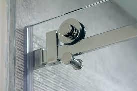 amazing frameless sliding shower door hardware i75