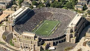 University Of Notre Dame Athletics Fighting Irish Notre