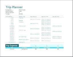 Road Trip Budget Template Travel Budget Planner Template