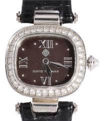 david yurman watches on up to 70% off at tradesy david yurman diamond capri watch