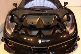 The car is directly based on the standard f430 and uses the same 4.3l v8 engine. Kessel
