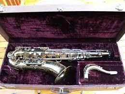 Selmer Mark Vi Tenor Saxophone 1954 Lacquered Brass