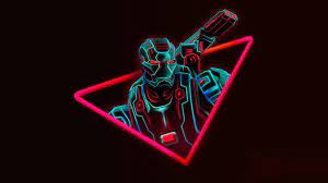 Neon Avengers Wallpapers on WallpaperSafari