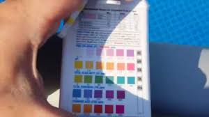 Clorox Pool And Spa 3 Way Test Kit Color Chart 20