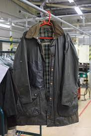 barbour repairs service replace