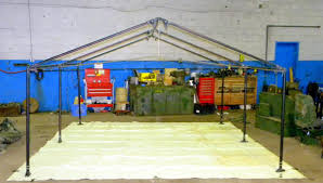 Modular Tent System Modular Command Post System Mcps Tent Frame 11feet By 11feet By