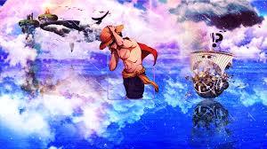 Monkey D Luffy, One Piece, wallpaper 3d ...