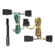 curt custom vehicle to trailer wiring harness 56094 advance auto custom vehicle to trailer wiring harness