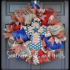 patriotic wreaths for front doorBest Summer Outdoor Door Wreaths Products on Wanelo