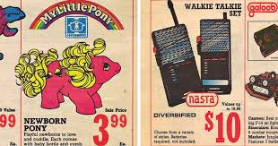 this toys ad from the 80s has resurfaced and it shows what kids dreamed of years ago