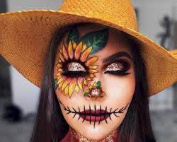 pretty scary makeup ideas that you have to see 04