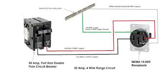 3 wire 220v wiring diagram gansoukin me 3 wire 220 volt wiring at For A 50 220v Receptacle Wiring Diagram
