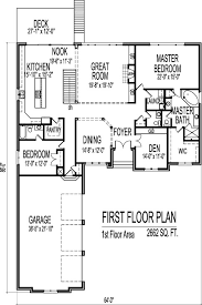 Stone Cottage Ranch House Floor Plans   Car Garage Bedroom    Cottage Stone House Plans SF Bed Bath Car Garage Chicago Peoria Springfield