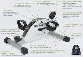 deskcycle under desk pedal exerciser